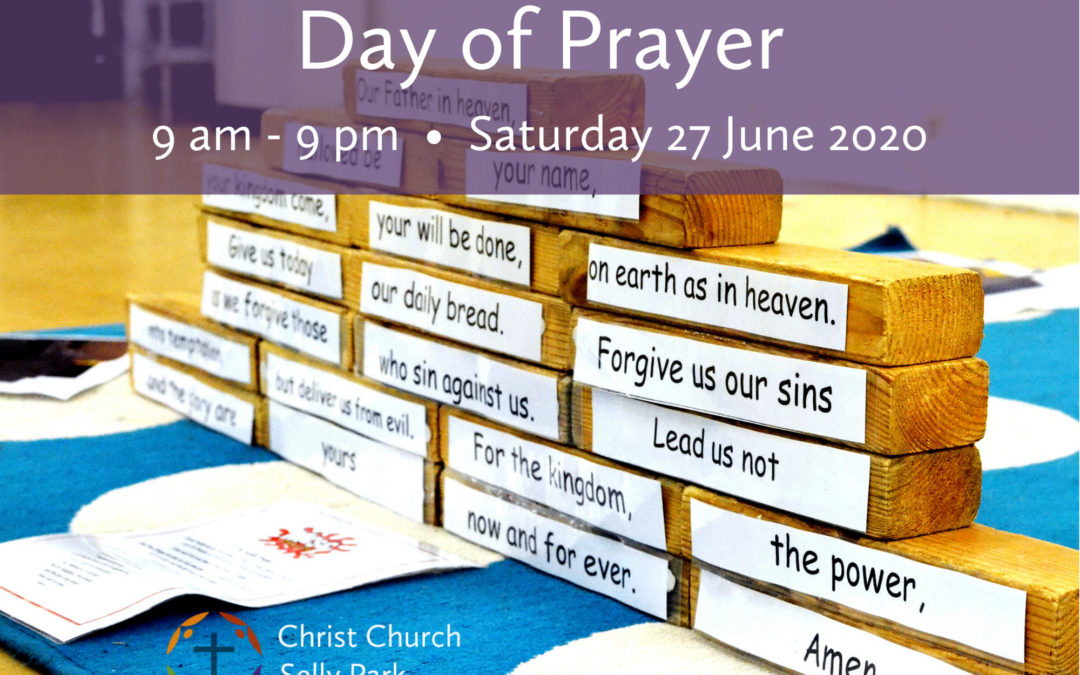 Day of Prayer 27 June 2020