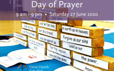 Day of Prayer Saturday 27 June 2020