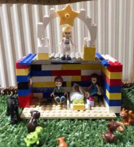 Lego Nativity competition entry no. 1