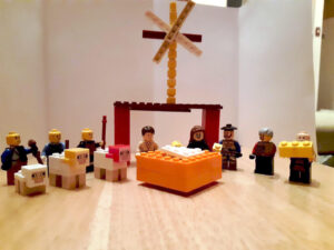 Lego Nativity competition entry no. 3