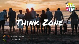 Title graphic: Think Zone